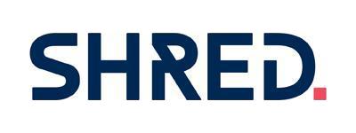shred optics logo png